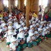 Travel Description - Myanmar - visiting a school in the delta