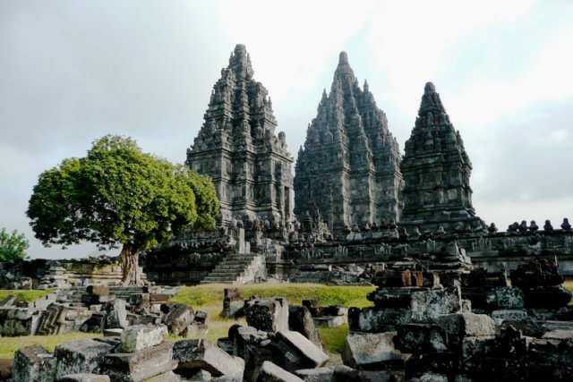 Religions and temples